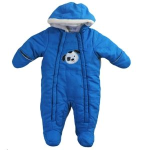 5/$25 George toddler winter snowsuit size 0-3 M